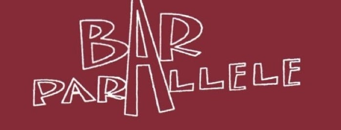 Bar Parallele is one of Favorite Food.