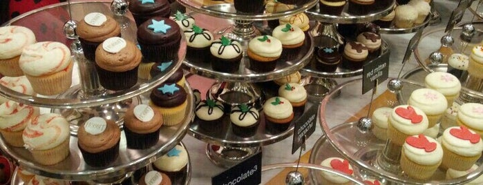 Georgetown Cupcake is one of sweet tooth.