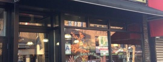 Brooklyn Bagel & Coffee Co. is one of Vegetarian-Friendly Restaurants in Queens.