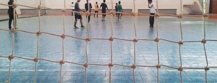 GOR Futsal Indoor Pertamina ITS is one of Lapangan Futsal.