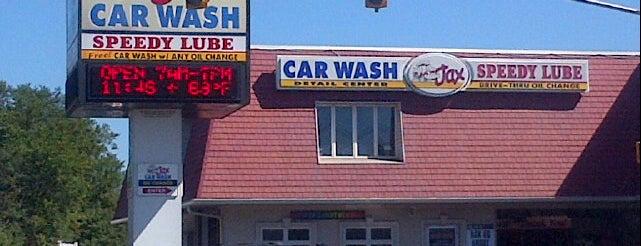 Jax Car Wash Hackensack