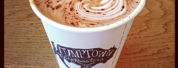 Stumptown Coffee Roasters is one of PDX To-Do.