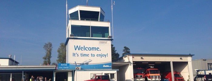 Airport St.Gallen Altenrhein is one of Free WLAN.