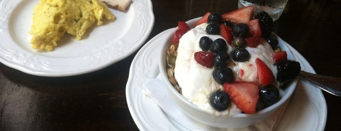 1886 Café & Bakery is one of Austin Breakfast & Brunch.