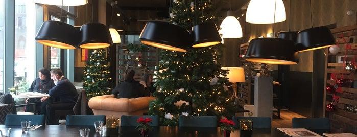 Restaurant Brooklyn is one of I ♥ Noord.