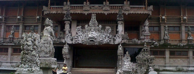 Museum Indonesia is one of Enjoy Jakarta 2012 #4sqCities.