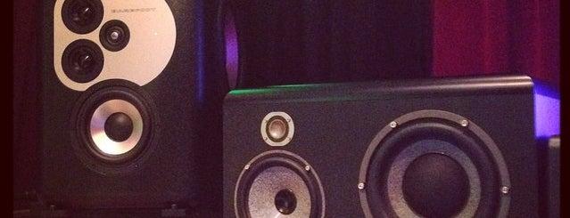 Miami Studio City District is one of Recording Studio.