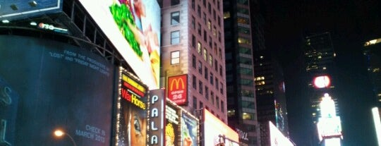 DoubleTree Suites by Hilton Hotel New York City - Times Square is one of 호텔.