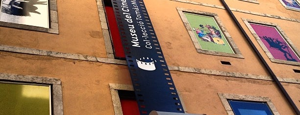Museu del Cinema is one of 36 hours in...Girona.