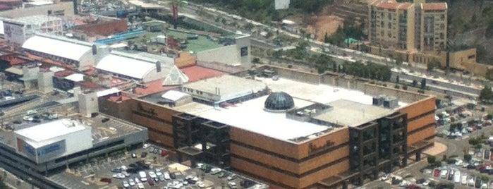 Centro Santa Fe is one of Mexico City.