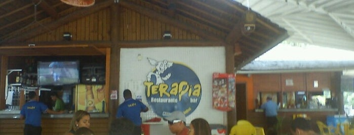 Terapia Bar E Restaurante is one of Favorite Food.
