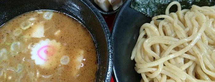麺家 神明 is one of ラーメン同好会・名古屋支部.