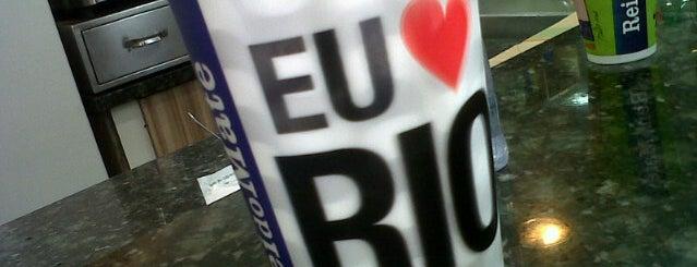 Rei do Mate is one of Copacabana, umbigo do mundo.