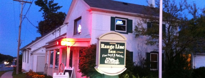 Range Line Inn of Mequon is one of Interesting info, etc.