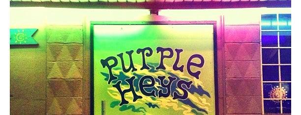 Purple Heys is one of Must-visit Gay Bars in Nashville.
