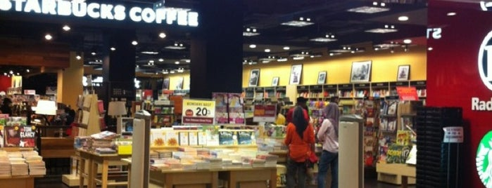 Borders is one of All-time favorites in Malaysia.