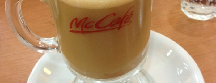 McCafé is one of Top 5 locales de Café y Frappé.