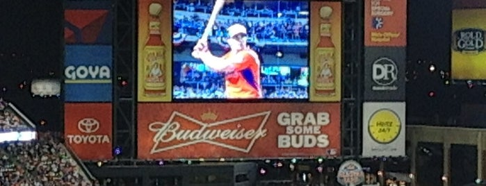 Chevrolet Home Run Derby is one of need to go.