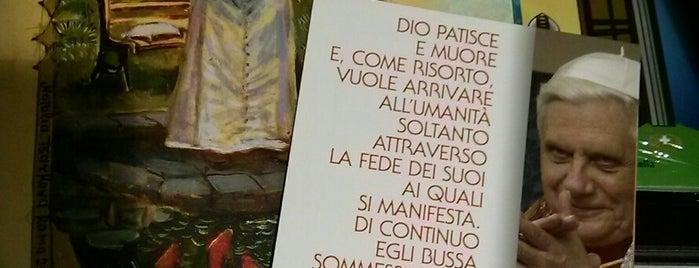 Libreria Internazionale Benedetto XVI is one of l'amore [a Roma] dice ciao.
