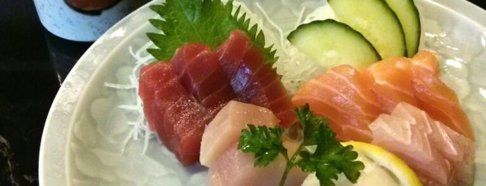 Sushi on North Beach is one of North Beach Local Eats.