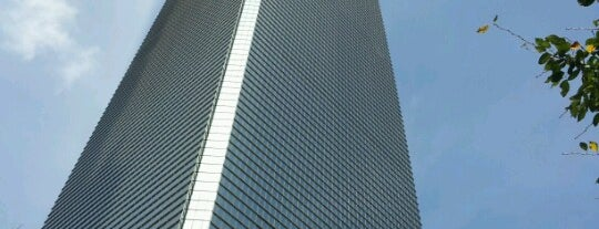 Shanghai World Financial Center is one of Top 10 Tallest Buildings Of The World.