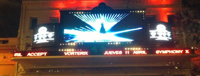 Teatro Vorterix is one of Argentina.