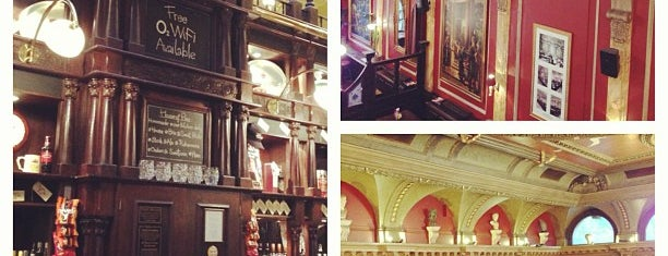 The Old Joint Stock Theatre is one of Birmingham Student Life.