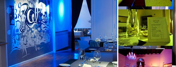 Moon Restaurante & Chill Out is one of BOOM Sitges.