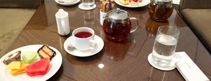 The Gallery Tea Lounge is one of Australia City Guide.