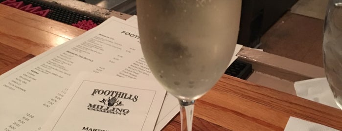 Foothills Milling Company is one of Favorites.
