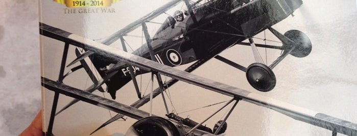 Old Warden Airfield is one of Top picks for Museums.