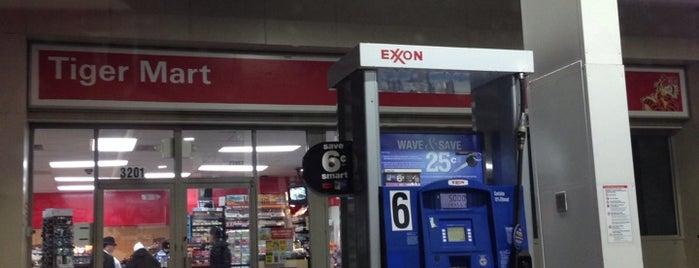 Exxon is one of Deablo's Places.