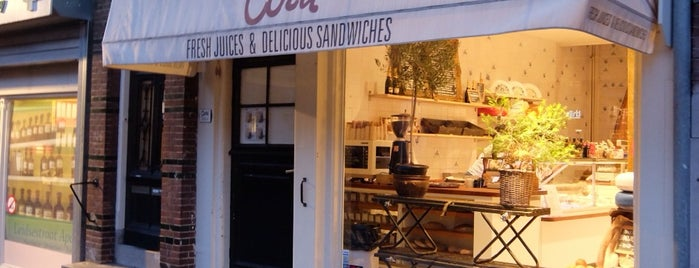 Cora Delicatessen & Broodjes is one of Guide to Amsterdam's best spots.