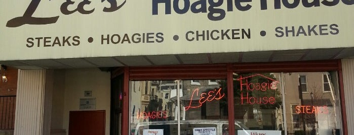 Lee's Hoagie House is one of Authentic Philadelphia Hoagies.