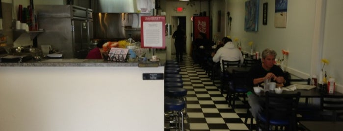 Maria's Luncheonette is one of Possible places to eat tonight.