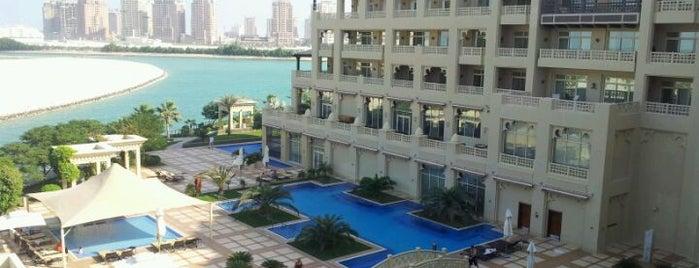 Grand Hyatt is one of My Doha..