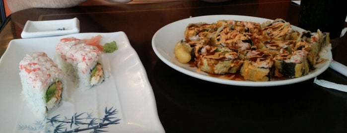 Nijiya Sushi Bar & Grill is one of Best places in Nacogdoches, TX.