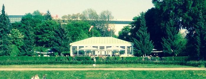 Landtmann's Jausen Station is one of das frühstück.
