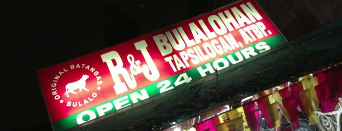 R&J Bulalohan is one of Restaurants.