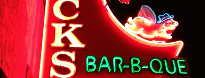 Jack's Bar-B-Que is one of 2011 CMA Awards with Chevy.