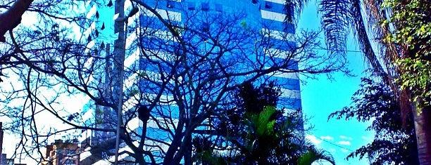 Avenida Engenheiro Luís Carlos Berrini is one of Principais Avenidas de São Paulo.