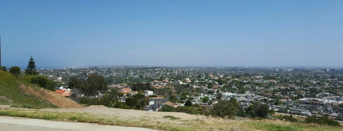 Rocketship Park is one of south bay beach cities.