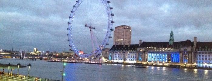 River Thames is one of Mon Carnet de bord.