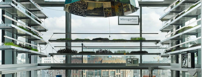 NENI Restaurant Berlin is one of Lufthansa Magazin.