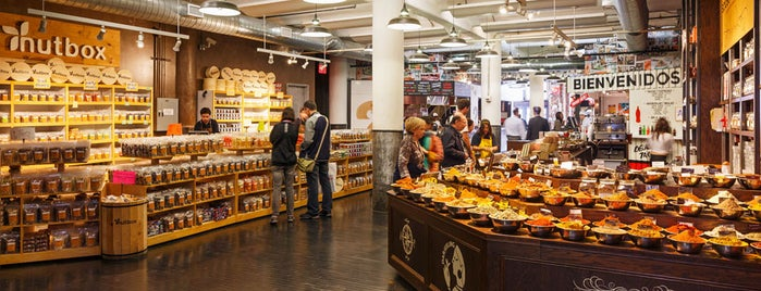 Chelsea Market is one of Lufthansa Magazin.