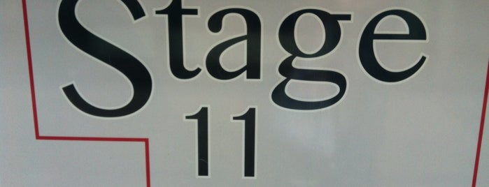 Stage 11 is one of Moido.