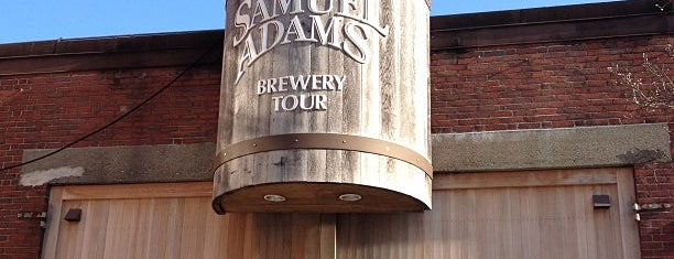 Samuel Adams Brewery is one of New England Breweries.