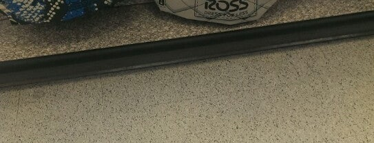 Ross Dress for Less is one of Recycle Hotspots.