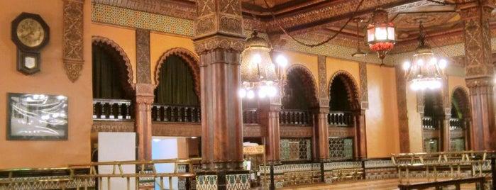 Café Iruña is one of Global.