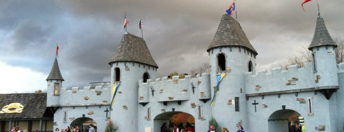 Ohio Renaissance Festival is one of The Buckeye Bucket List.